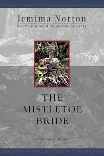 Jemima Norton's new novel, The Mistletoe Bride, now available as an eBook